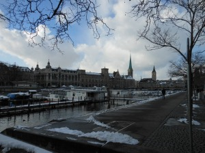 Centro de Zurich