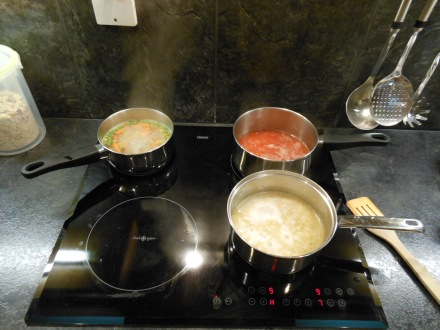 Antes de tudo, aprender a ligar o fogão!