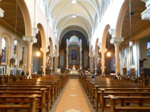 Altar Carmelite's Church - Dublin