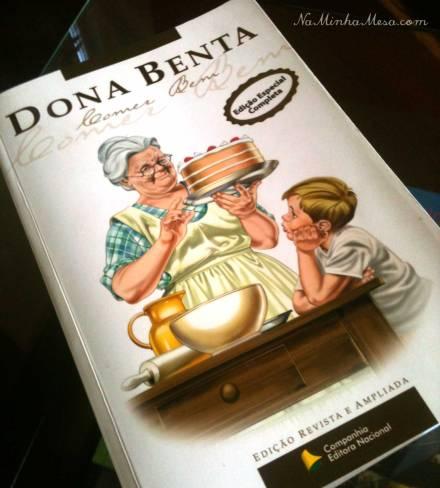 Livro Dona Benta