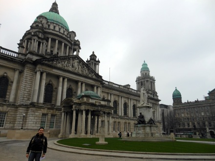 City Hall Of Belfast