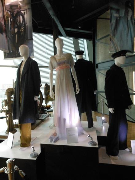Vestido da Rose, utilizado por Kate Winslet no filme de James Cameron